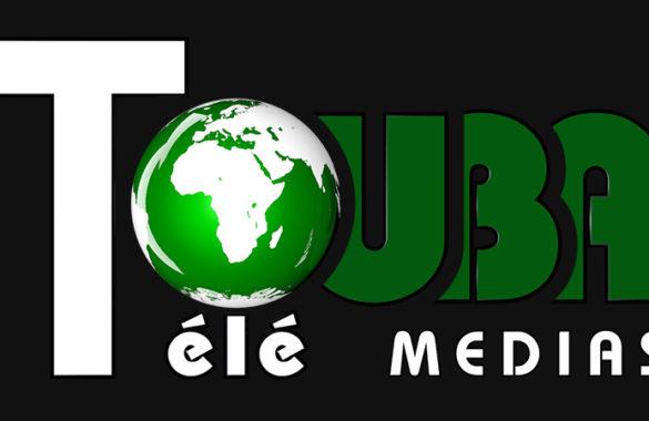 logo toubamedias par mnv3d au senegal 585x380 - Conception Logo 3D au Sénégal